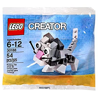 LEGO Creator Cute Kitten Mini Set (30188): Toys & Games [5Bkhe1106467]