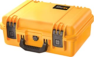 product image for Pelican Storm iM2200 Case With Foam (Yellow), One Size (IM2200-20001)