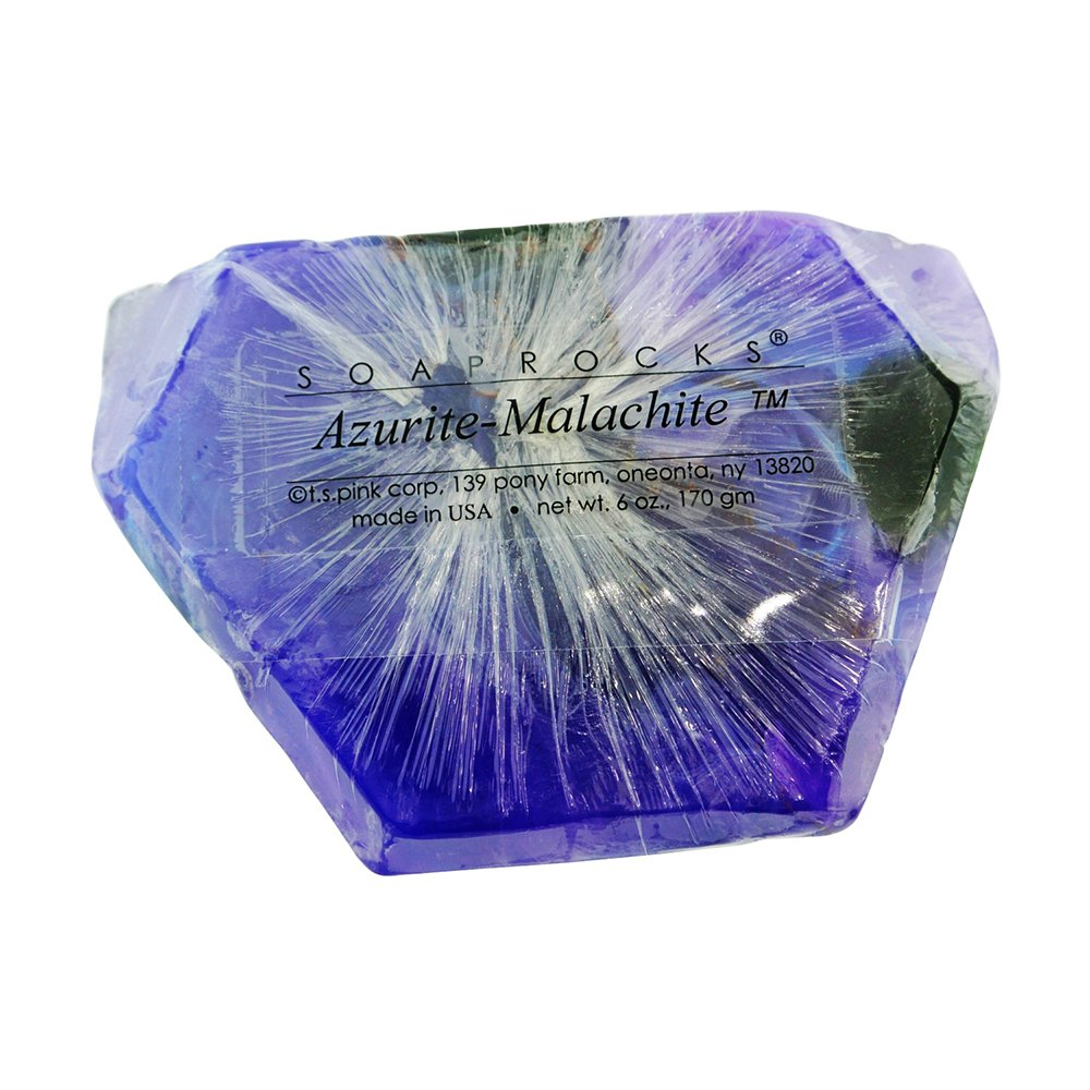 Azurite Malachite Soap Rock