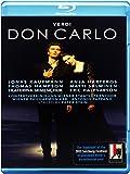 Jonas Kaufmann : Don Carlo [Blu-ray]