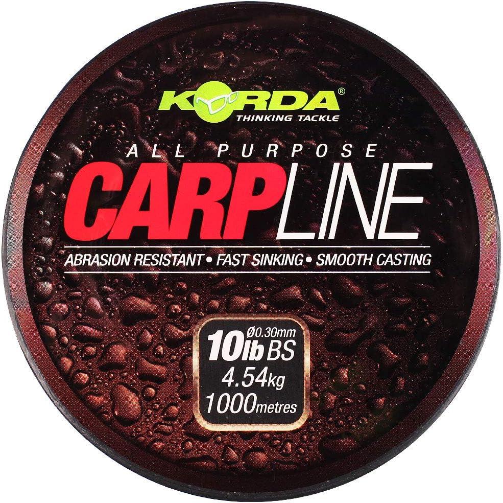 Korda Carp Mono Line Sortiment