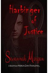 Harbinger of Justice (Harbinger Witch Saga Book 1) Kindle Edition