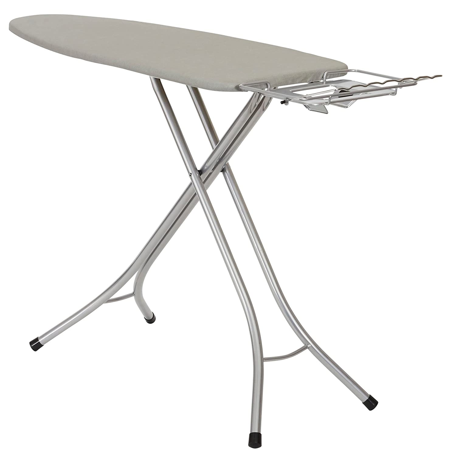 MattsGlobal Mega Wide Top 4-Leg Ironing Board Quickly And Easily With Leg Locks Cotton Plastic Material Convenient Iron Rest (並行輸入) 141[並行輸入] B07F2W655J
