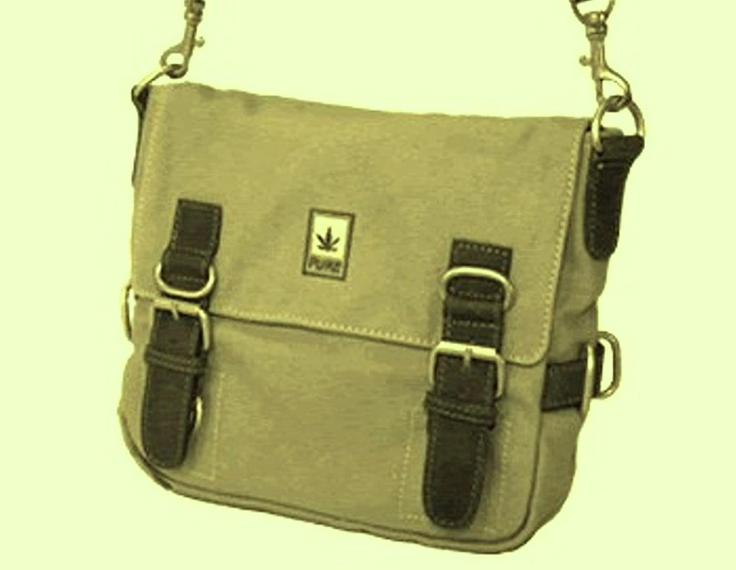 a048499872d8 Hemp HF035 5 Farben Women s Shoulder Bag Pure Hemp  Amazon.co.uk  Sports    Outdoors