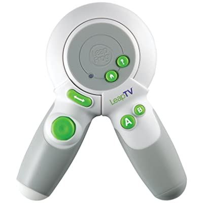LeapFrog LeapTV Transforming Controller: Toys & Games