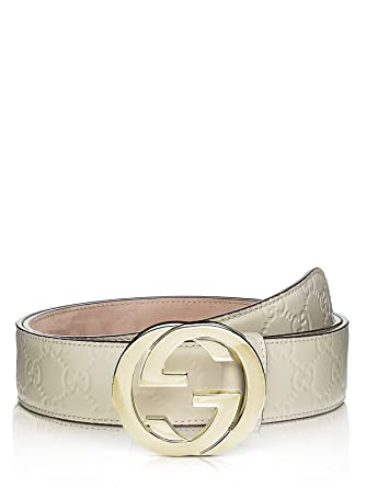 166d161f8 Amazon.com: Gucci Belt (U-72-Gu-25549) - 35.5(US) / 90(IT) / 90(EU ...