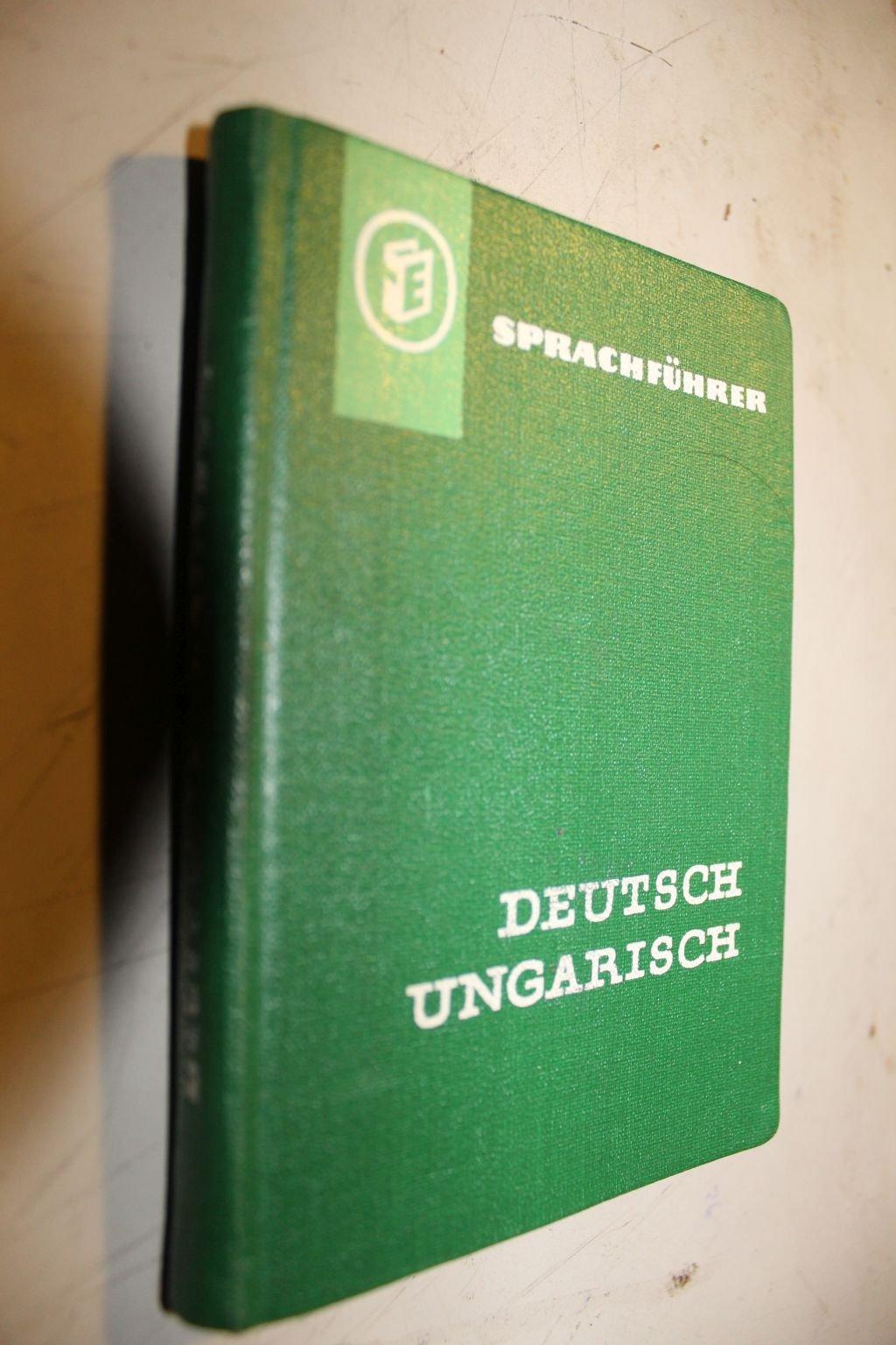 Ungarisch-deutsches Wörterbuch