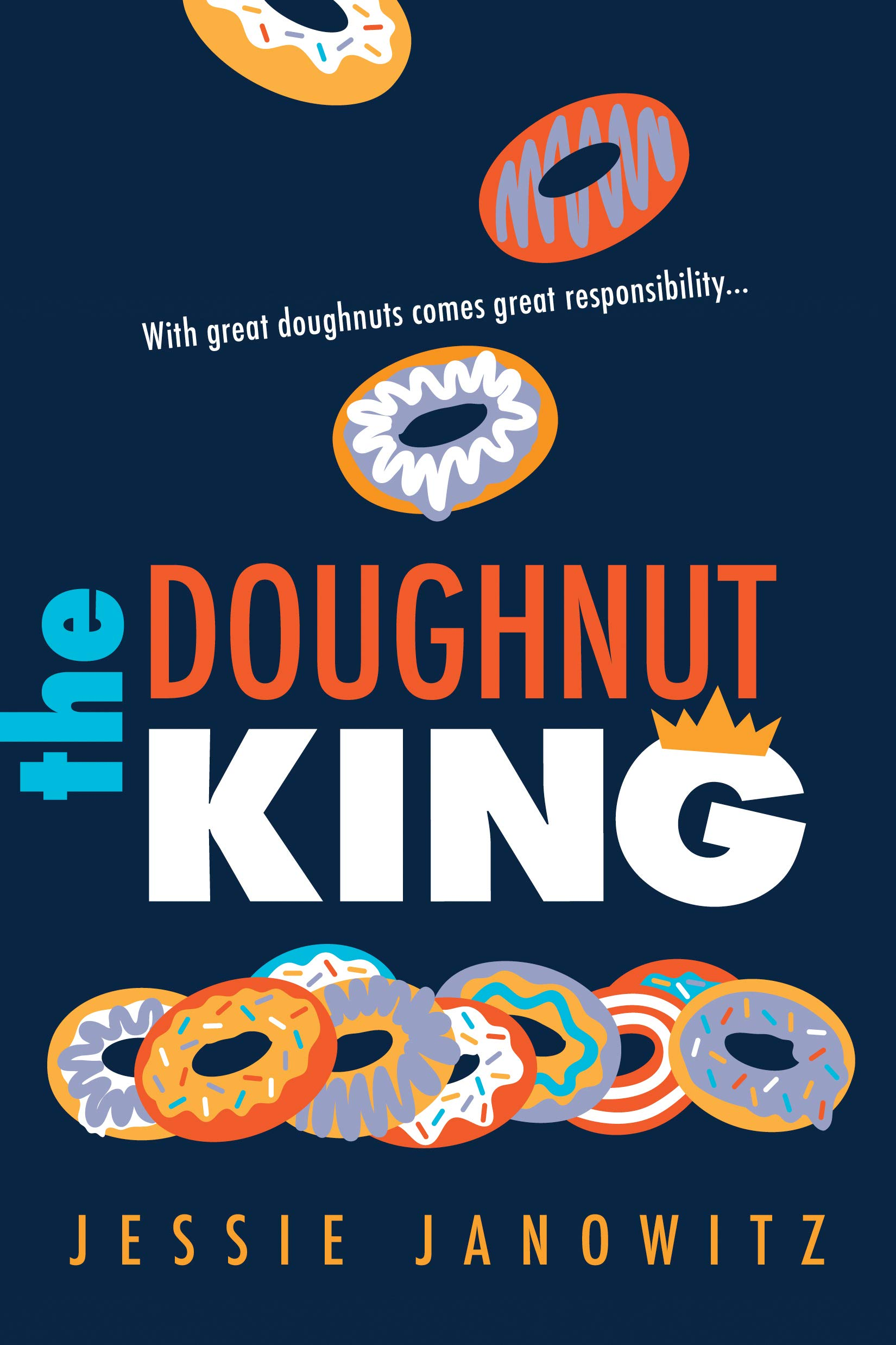 Image result for doughnut king