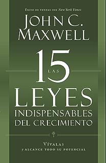 Amazon buenos lderes hacen grandes preguntas su fundamento las 15 leyes indispensables del crecimiento vvalas y alcance su potencial spanish edition fandeluxe Choice Image