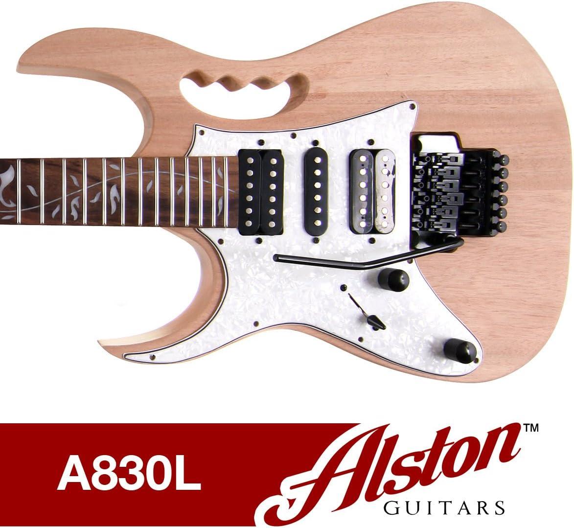 Alston – Guitarra para zurdos | – Kit de Guitarra Eléctrica ...