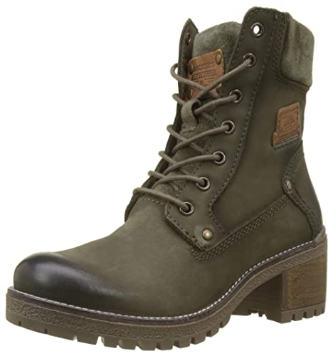 1d3317b7fb75c Dockers by Gerli Women s 43ln201 Combat Boots  Amazon.co.uk  Shoes ...