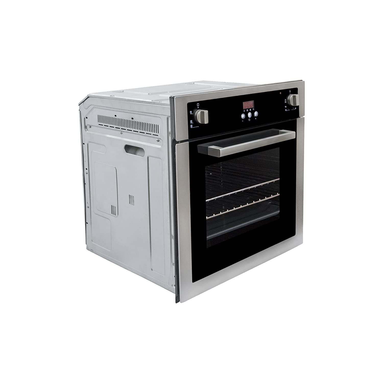 Cosmo C51eix 24 In Single Electric Wall Oven With Replacing 12 2 3 Behind Electrical Diy Chatroom Home Convection Appliances