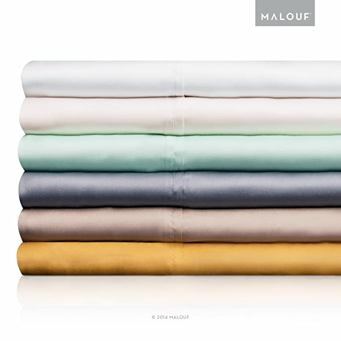 Woven Tencel Pillowcase Set   Silky Soft, Refreshing And Eco Friendly   Queen   Dusk   2pc by Woven
