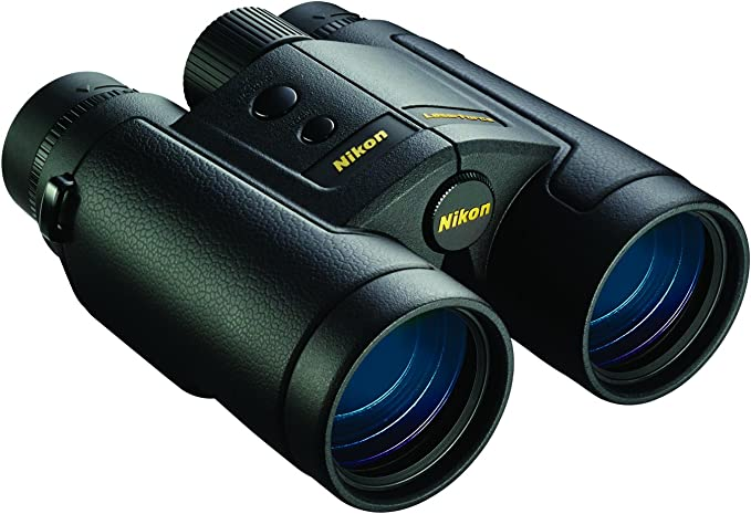 Nikon LaserForce Rangefinding Binoculars - Runner-Up