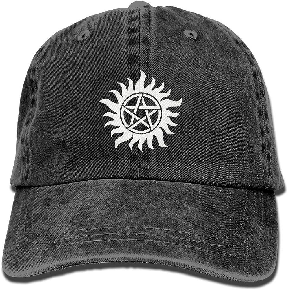 Anti Possession SymbolAdult Individuality Cowboy Cap