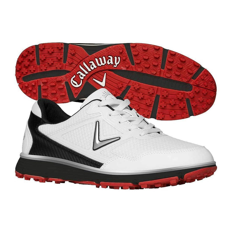 Callaway(キャロウェイ) BALBOA VENT ゴルフ シューズ (CG102WK) [並行輸入品] B07BHG1G5L 27.5cm(MENS 9.5(2E))