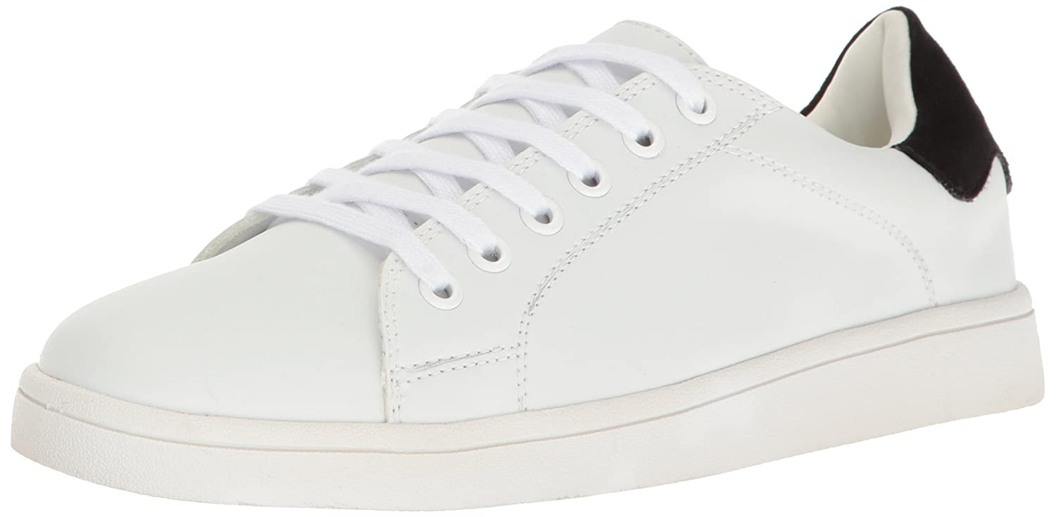 Sugar Women s Ginger Fashion Lace-up White Sneaker with Memory Foam Insole   Amazon.co.uk  Shoes   Bags 38815c98841