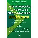 Lei de Introdução às Normas do Direito Brasileiro (Decreto-Lei nº 4.657, de 4 de setembro de 1942): Inclui Busca de Artigos d