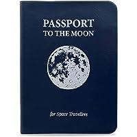 Designer Souvenirs | Funda para Pasaporte para Mujer y Hombre | Ideal para Viajes | con Bolsillos Interiores para Otros…