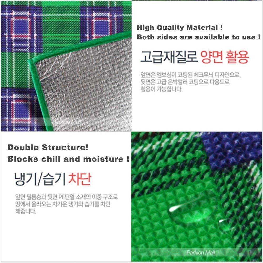 Parklon Grand Taebaeksanmaek Big Size Giant Premium Mat 270 x 260cm (For 10 ~ 12 people) with Carry Bag by Parklon (Image #6)