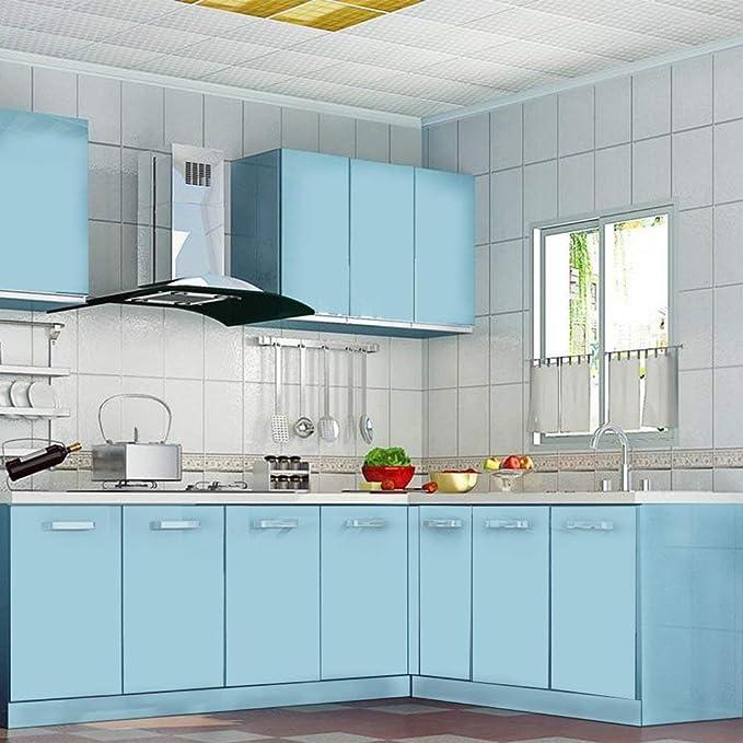 KINLO Selbstklebend Küchenschrank-Aufkleber PVC Tapeten Rollen für ...