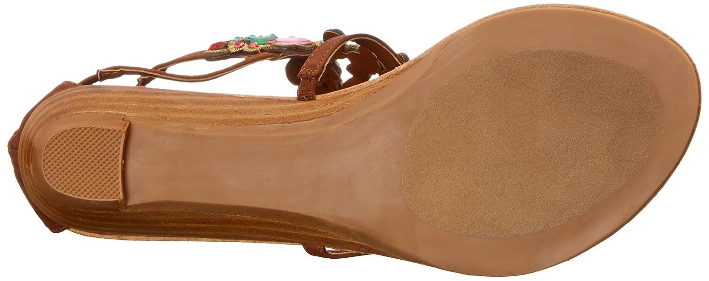 Yellow Box B00WYP5RU2 Women's P-Araminta Wedge Sandal B00WYP5RU2 Box 6.5 B(M) US|Multi a38a82