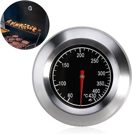 Räucher Thermometer Für Räucherofen Smoker Grill Räucherthermometer 0 ~300℃ BBQ