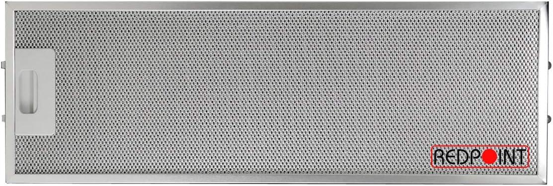 Filtro de aluminio para campanas Elica, Ikea y Whirlpool 177 x 533 x 8 mm.: Amazon.es: Hogar