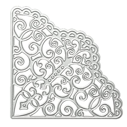 Metal Cutting Dies Stencil DIY Scrapbooking Embossing Album Paper Card Craft