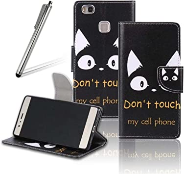 Huawei P9/P9 lite Smartphone Case Pintura todo tipo de dibujos ...