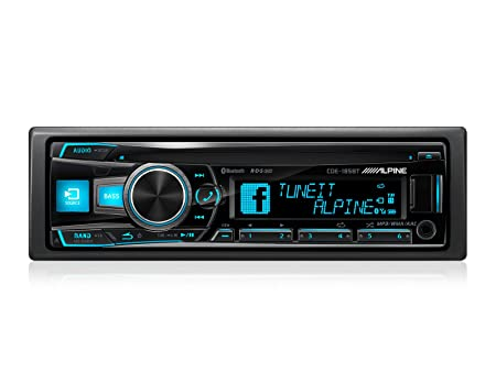 Alpine cde 185bt autoradio stereo: amazon.de: elektronik
