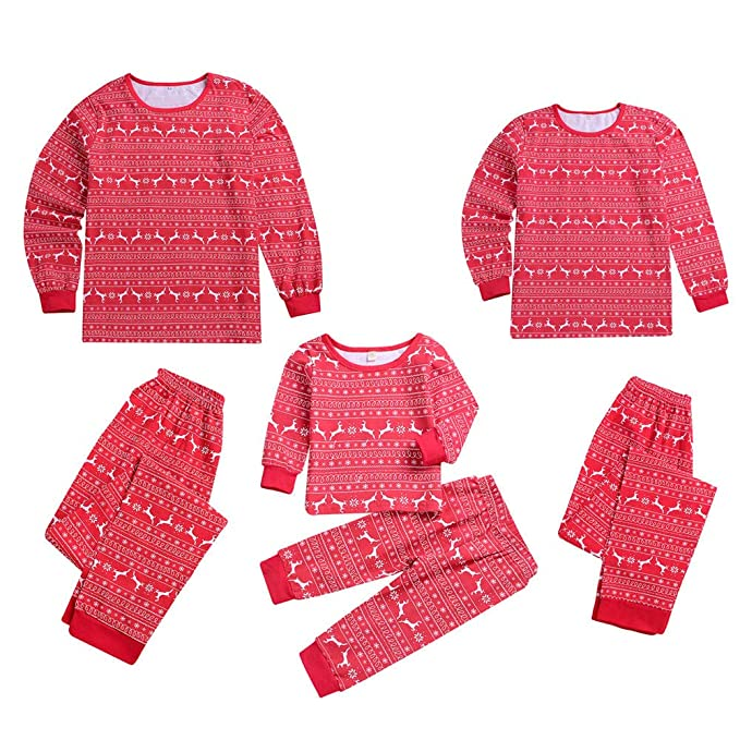 a296831eadb Christmas Family Matching Pyjama