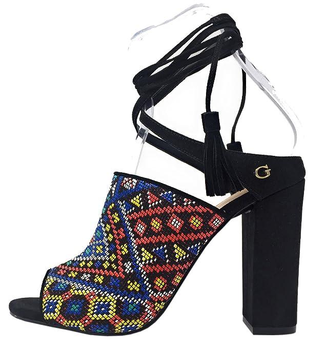 Fleh21fap09 Mujer es Y Sandalias Colores Amazon Zapatos Guess axqRwTgw