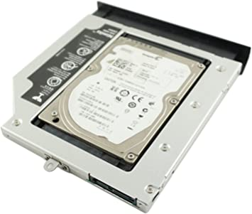 ultracaddy 2 nd HDD SSD Disco Duro Caddy para Acer Aspire E5 – 571 ...