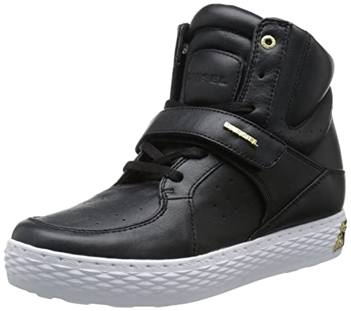 029c0b597c1 Diesel Women s Sneaker Platform Shoes Belair D-Prince W (EUR 38 ...
