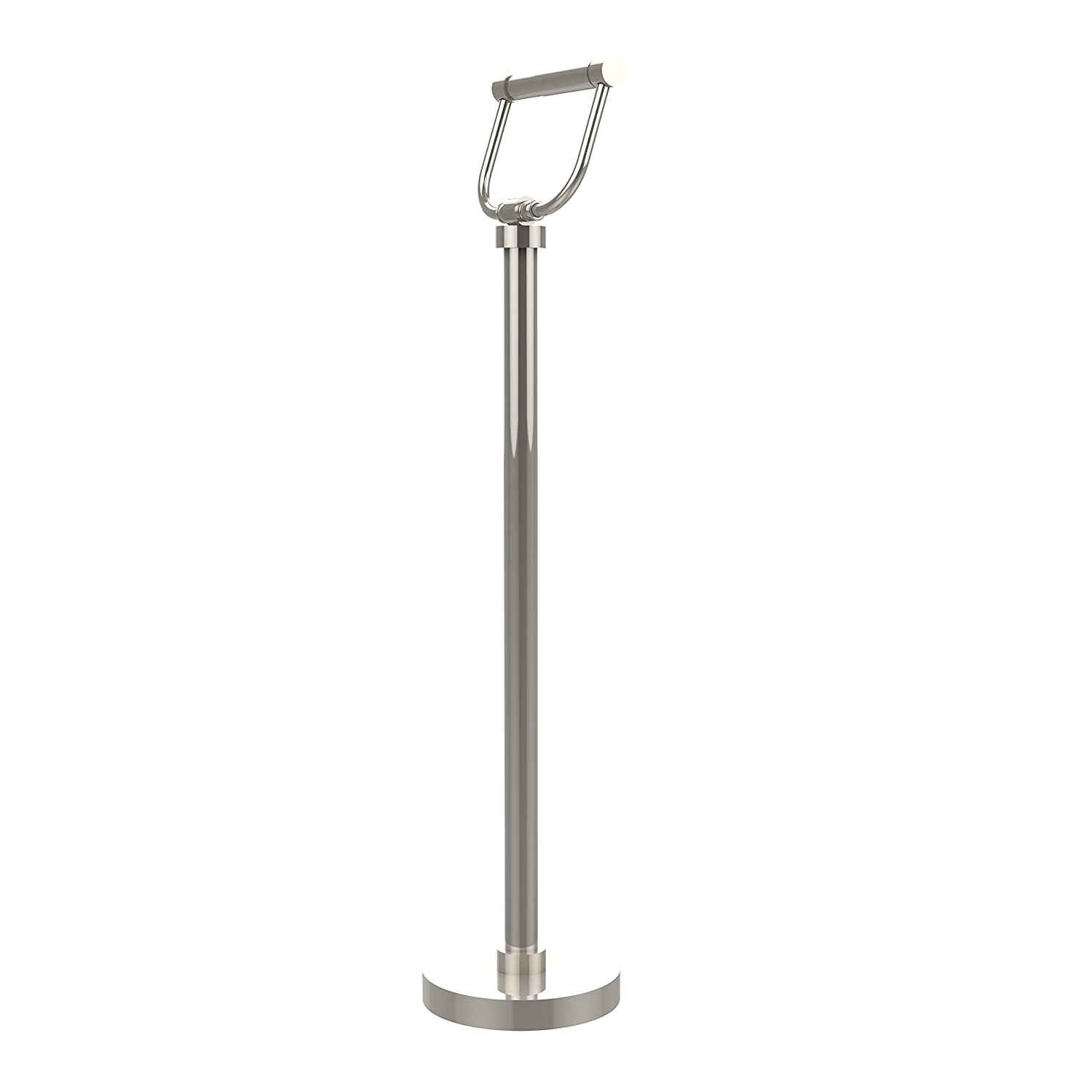 Allied Brass TS-25-PNI Free Standing Tissue Holder, 26-Inch, Polished Nickel by Allied Precision Industries B0087LJB90 光沢ニッケル 光沢ニッケル