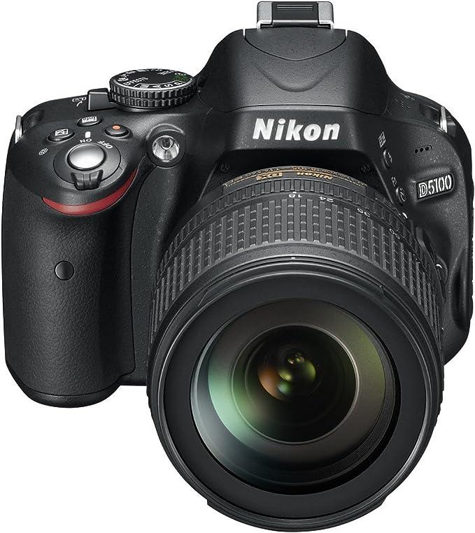 Nikon D5100 - Cámara réflex Digital de 16 MP (Pantalla 3 ...