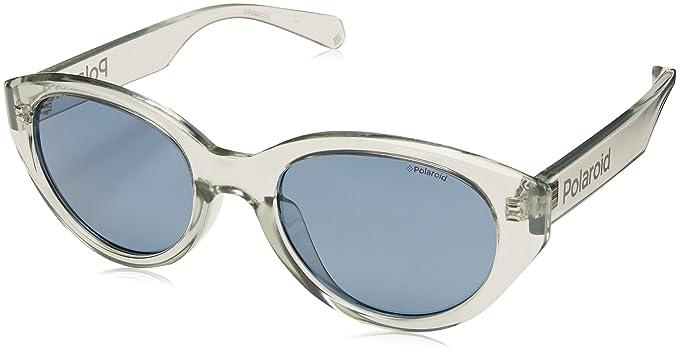 44f567f2048e4 Polaroid PLD6051 G S KB7 Grey PLD6051 G S Round Sunglasses Polarised Lens  Categ  Amazon.co.uk  Clothing