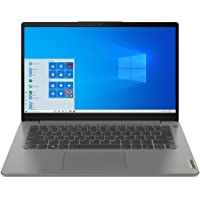 "Lenovo IdeaPad 3 - Ordenador Portátil 14"" FullHD (Intel Core i3-1115G4, 8GB RAM, 256GB SSD, Intel UHD Graphics, Windows…"