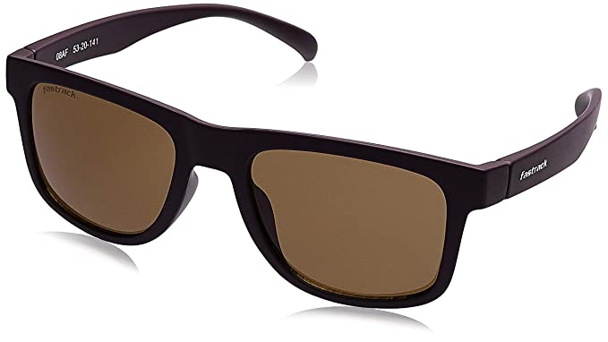 404e3108fe Image Unavailable. Image not available for. Colour  Fastrack UV Protected  Wayfarer Men s Sunglasses ...