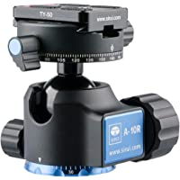 SIRUI A-10R Professional Ball Head with Gear-Supported Locking Capacity 20 kg