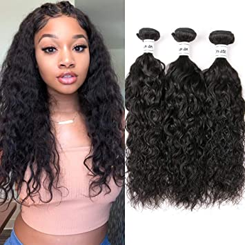 Brazilian Natural Wave Wet and Wavy Human