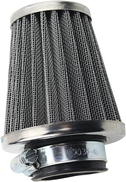 35mm EPA Approved Air Filter for 50cc 70cc 90cc 110cc 125cc 150cc ATV Quad Dirt Bike Pit Bike Dune Buggy 4 Wheeler