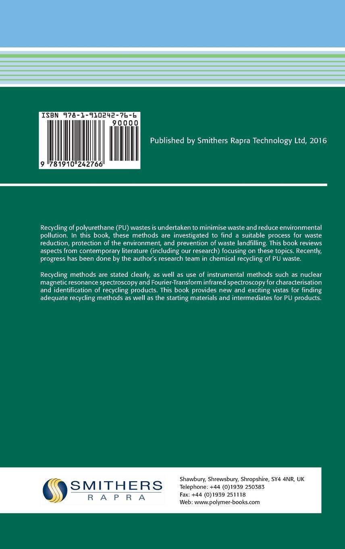 Amazon com: Recycling of Polyurethane Wastes (9781910242766): Mir