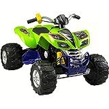 Power Wheels Nickelodeon Teenage Mutant Ninja Turtles Kawasaki KFX