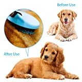 Sunwod Soft Pet Brush, Combing Brush for Dogs and