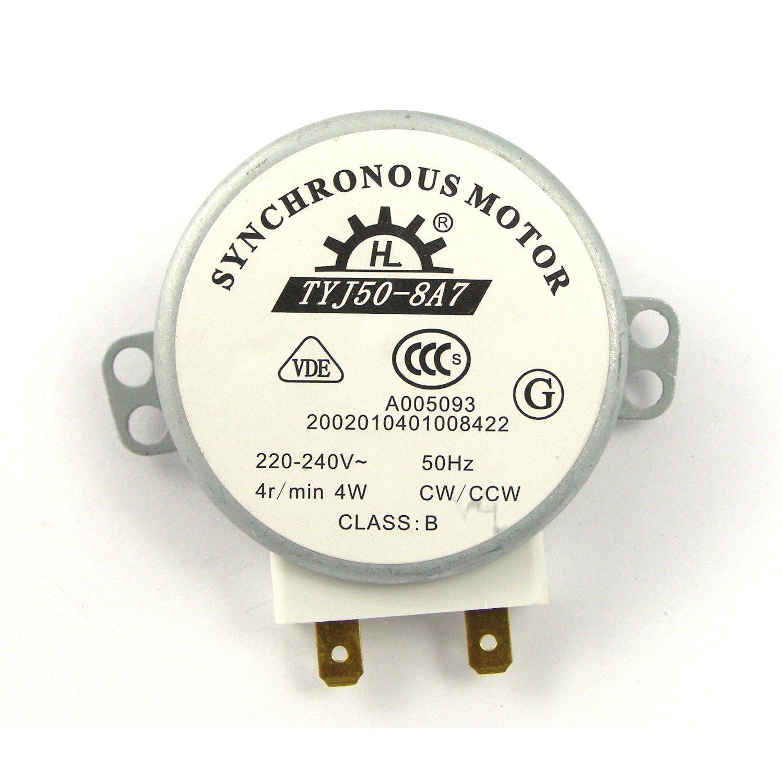 TYJ50 – 8A7 - Motor giratorio para microondas motor TYJ508 ...
