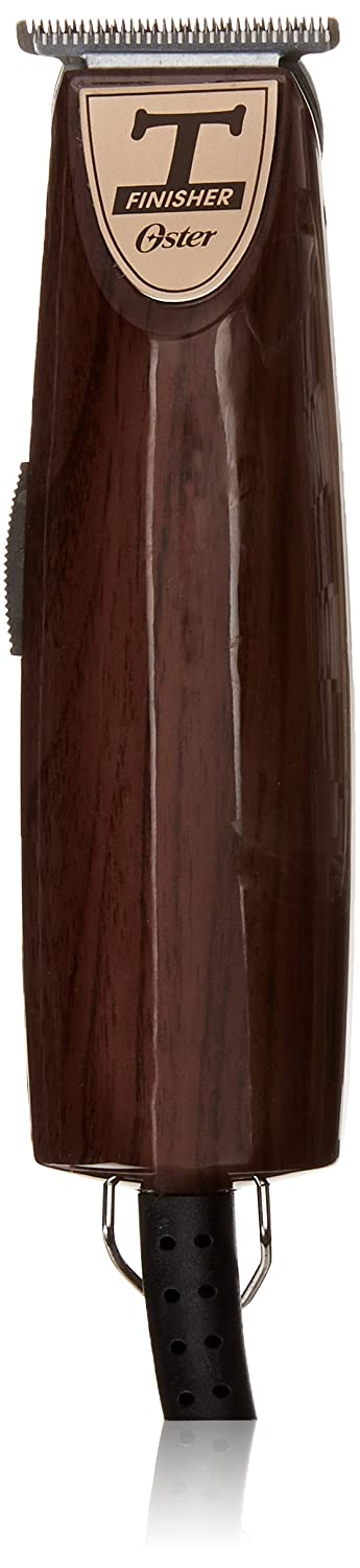 Oster 76059-132 T-Finisher Woodgrain Hair Trimmer