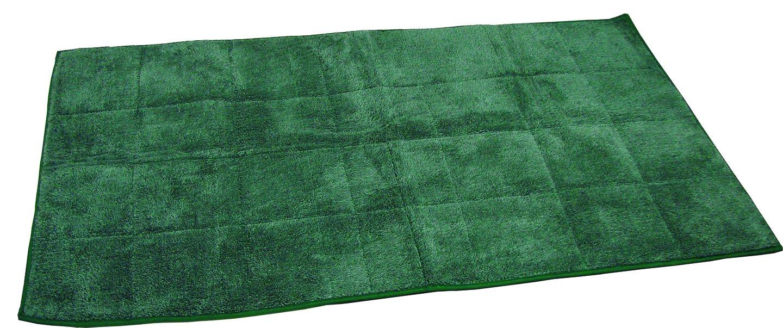 Golden Star MAM3258G Absorbent Microfiber Soaker Pad, Green (Pack of 6)