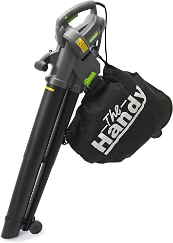 Handy THEV 3000 Electric Leaf Blower/Vacuum - Powerful Motor